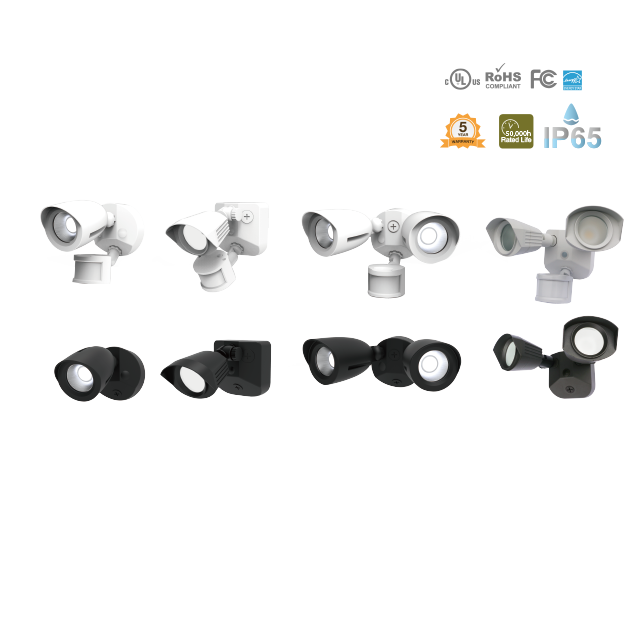 LED-Security Flood Light-IP65